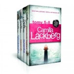 Pakiet Camilla Lackberg TOM 5-8